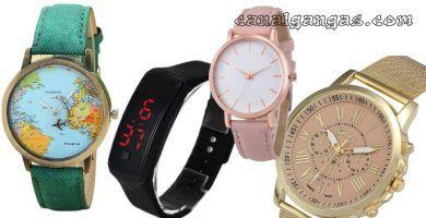 oferta relojes baratos por menos de 5€